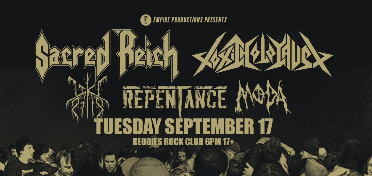 Sep 17 Sacred Reich LONG
